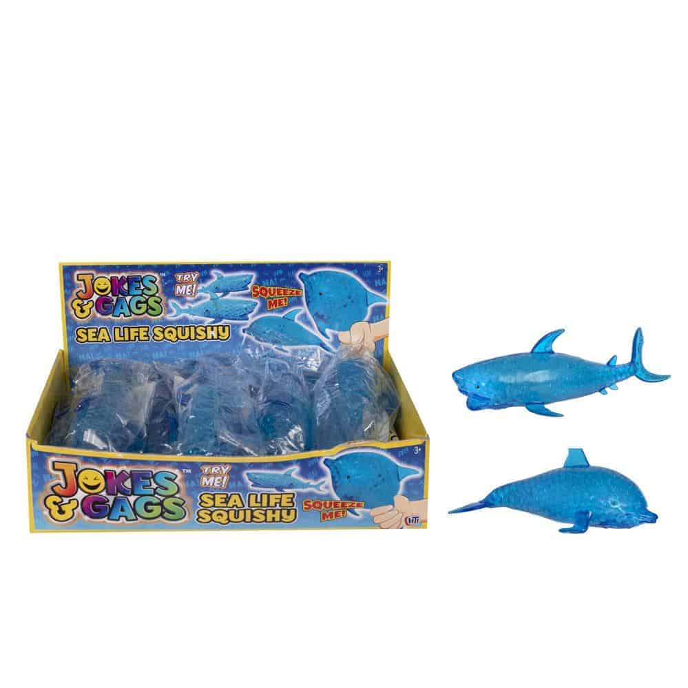 Sealife Squishies