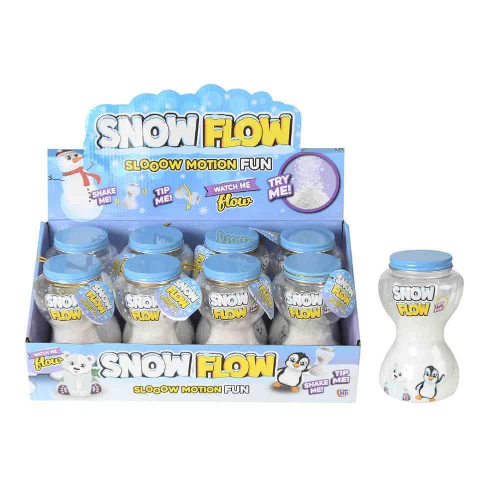 Snow Flow Egg Timer