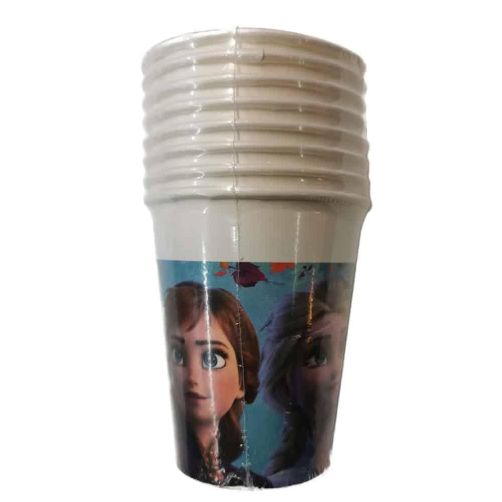 Frozen 2 8Pk 200Ml Paper Cups