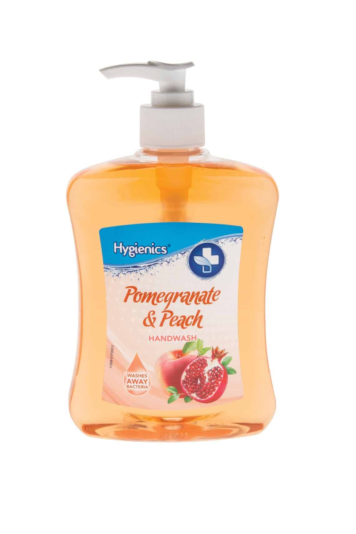 Pomegranate+Peach Handwash