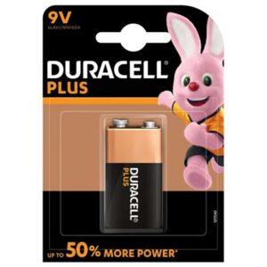 9v Duracell Plus Power