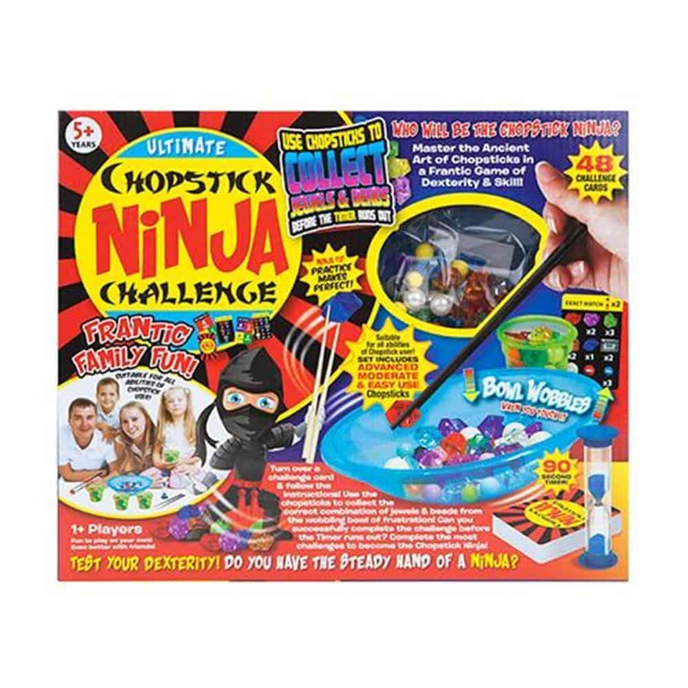 Ninja Challenge Chop Stik Game