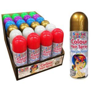 200Ml Coloured Hair Spray