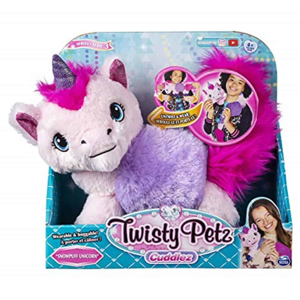 Twisty Pets Plush
