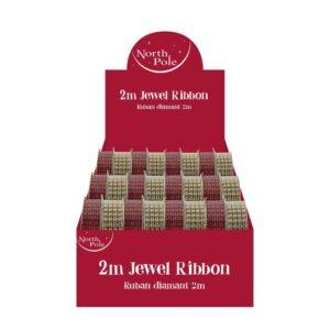 2M Jewel Ribbon