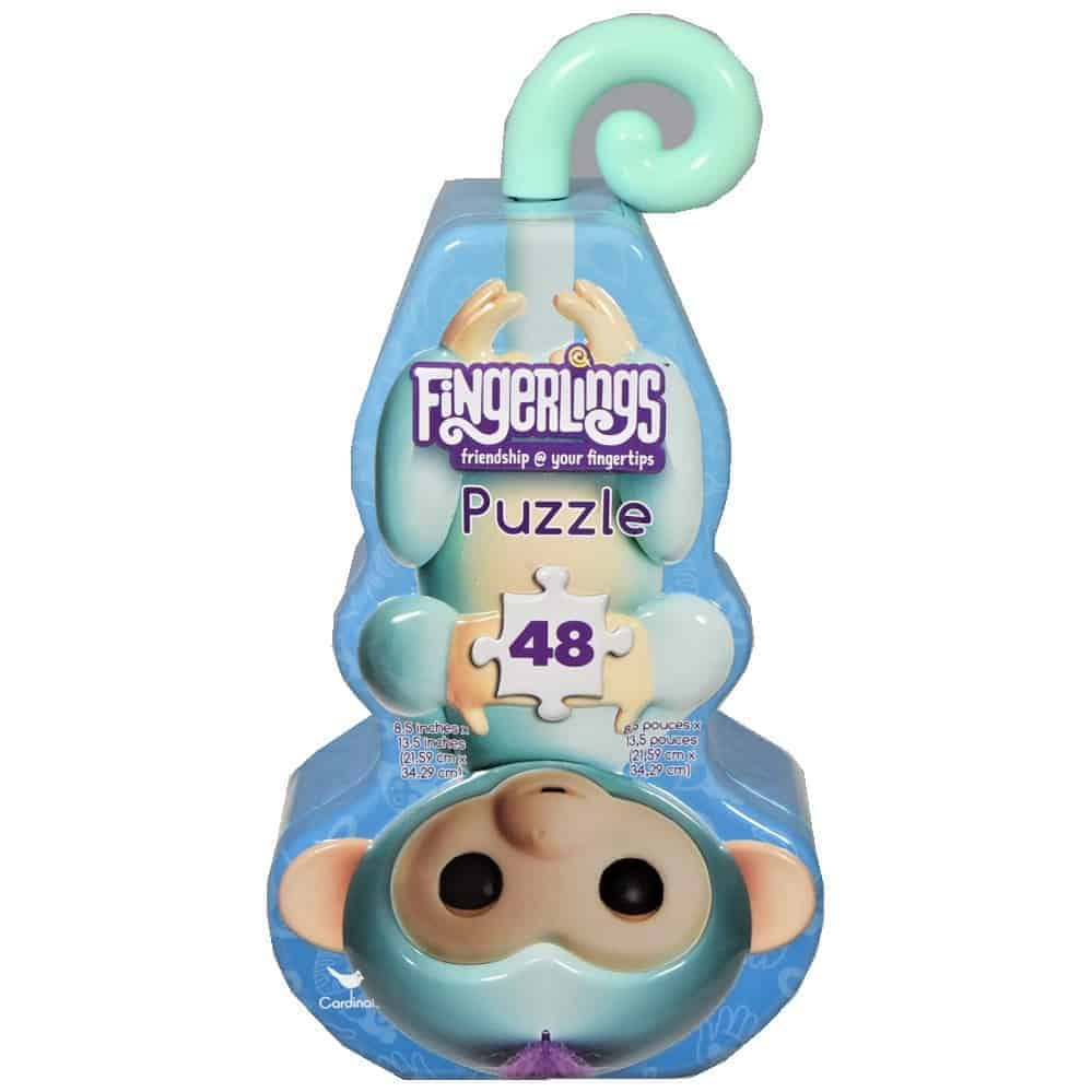 Fingerlings Puzzle Tin