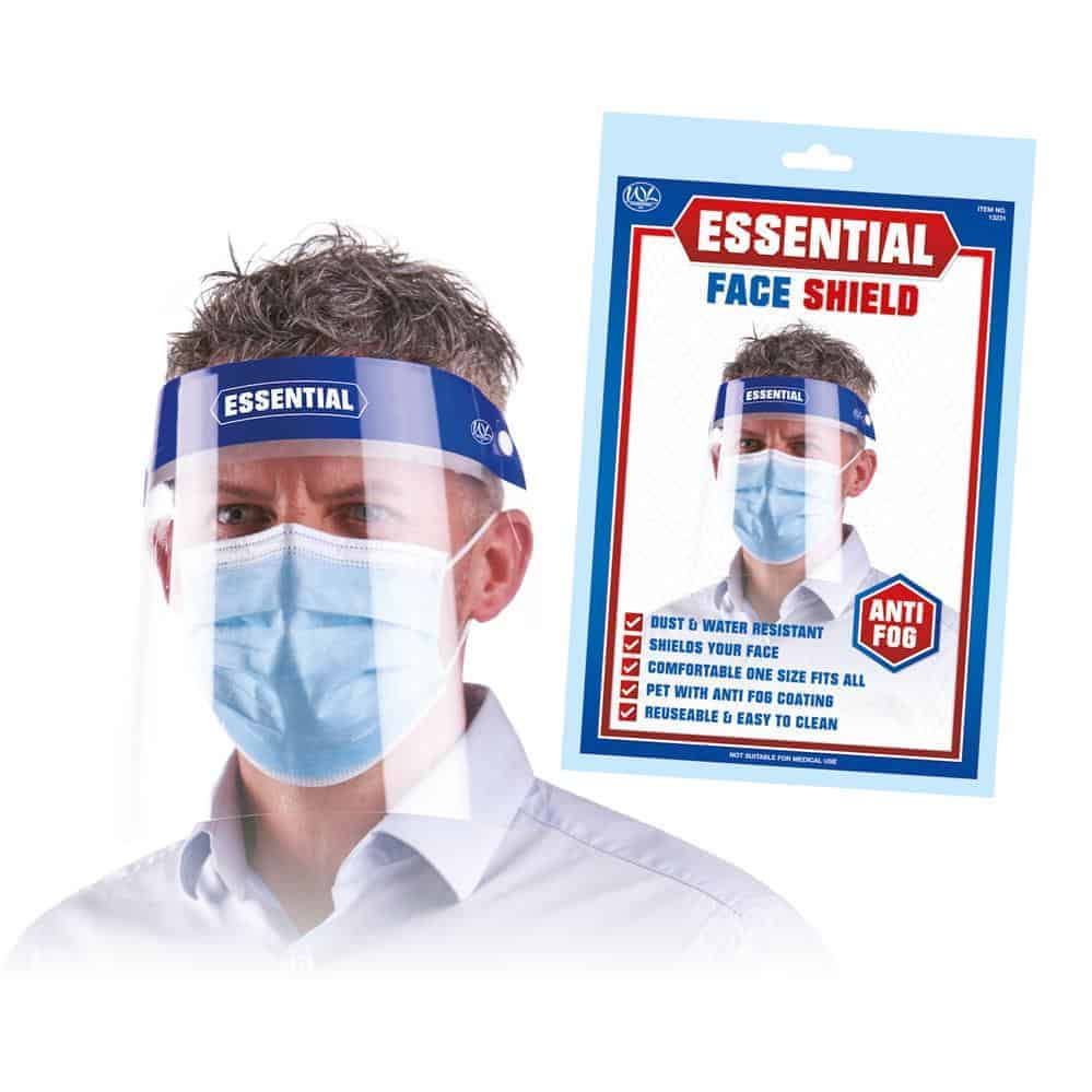 Face Shield-Anti Fog