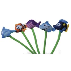 Plush Dory+Friends On Stick