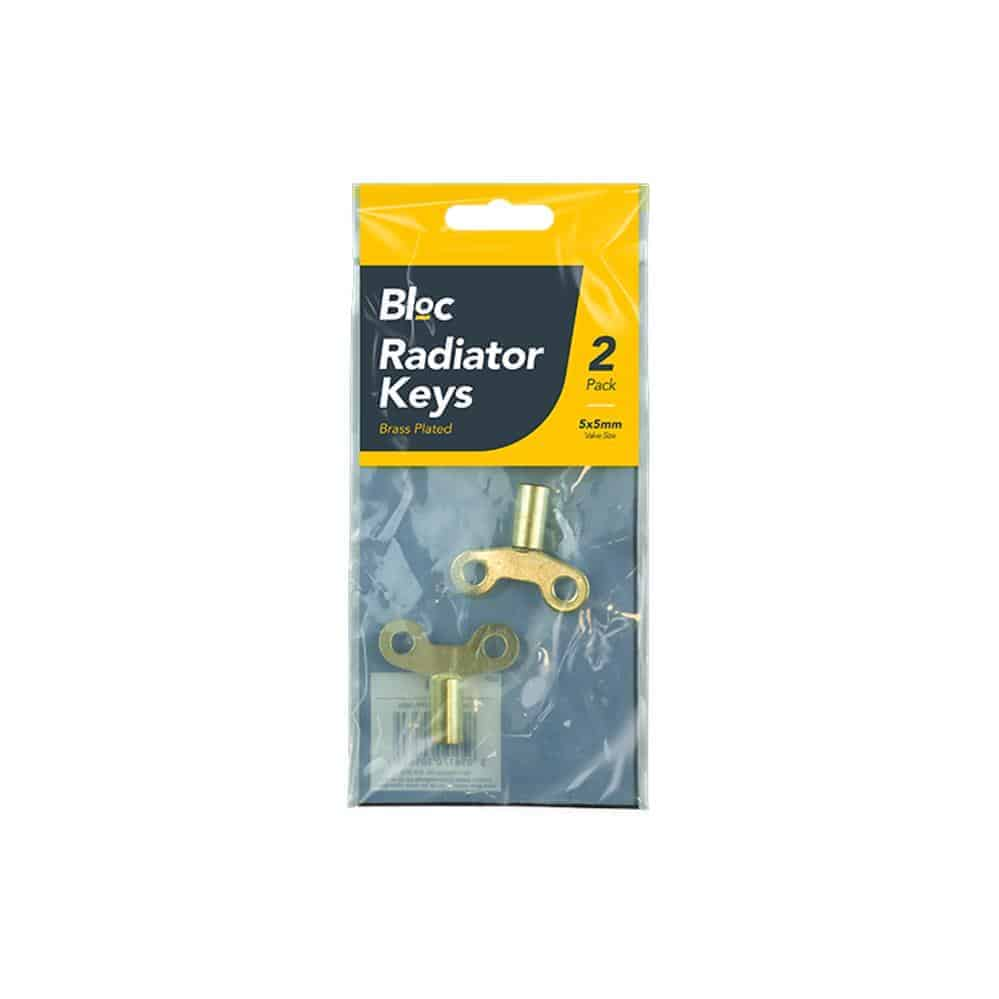 2Pk Radiator Keys