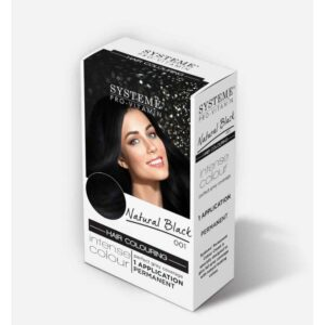 Systeme Hair Color Nat. Black